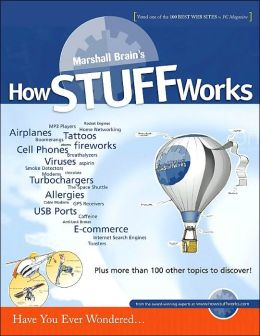 book cover of how stuff works